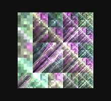 Tile - Abstract Fractal Artwork Unisex T-Shirt