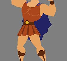 Hercules Illustration by realGabe