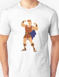 Hercules Illustration T-Shirt
