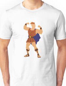 Hercules Illustration Unisex T-Shirt