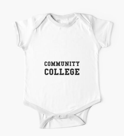 Community College One Piece - Short Sleeve