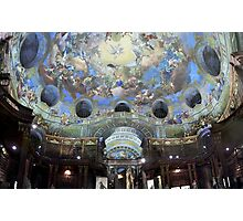 Angelic Library (Austrian National Library) Photographic Print