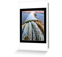 Focal point#2 Greeting Card