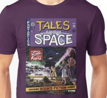 Back to the Future Tales from Space comic cover Unisex T-Shirt