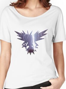 Zapdos used thunder Women's Relaxed Fit T-Shirt