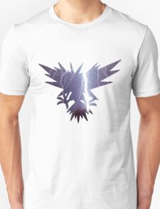 Zapdos used thunder Unisex T-Shirt