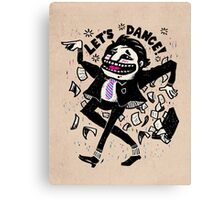 Let's Dance! Canvas Print