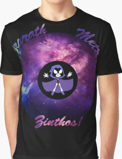 Teen Titans Go Raven Graphic T-Shirt