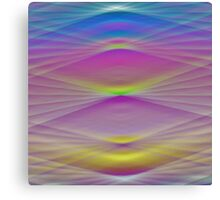 Abstract Colors 2 Canvas Print
