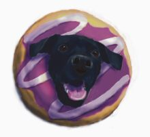 I Donut Give A Pit! One Piece - Short Sleeve