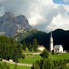 Santa Fosca by annalisa bianchetti