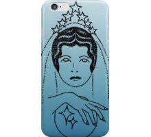 Star Lady - Cerulean iPhone Case/Skin