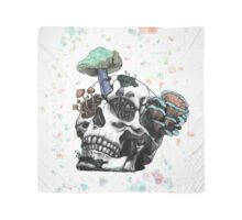 Fungus Skull by Andrea Cain Scarf