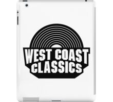 -GEEK- GTA West Coast Classic iPad Case/Skin