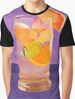 Butterfly FIsh Tea by Kenzie McFeely Graphic T-Shirt