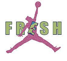 Fresh Prince Jumpman Photographic Print