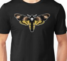 Death's Hawk Moth Print Unisex T-Shirt
