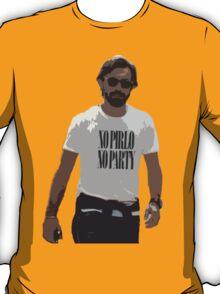 NO PIRLO NO PARTY T-Shirt