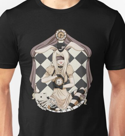 Alice in Cameo Unisex T-Shirt