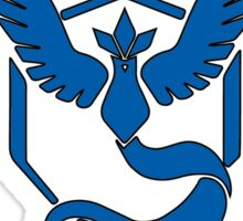Team Mystic Territory Sticker
