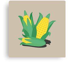 Farmers Corn Canvas Print