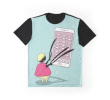 Massive Phone by Thao Vu Graphic T-Shirt