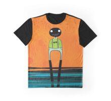 Global Warming by Thao Vu Graphic T-Shirt