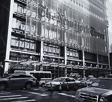 The New York Times Building by mar78me