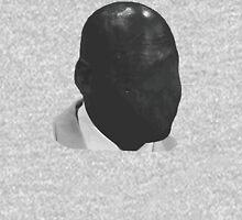 Michael Jordan Blank Face Unisex T-Shirt