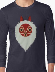 Studio Ghibli - Princess Mononoke Long Sleeve T-Shirt