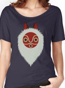 Studio Ghibli - Princess Mononoke Women's Relaxed Fit T-Shirt
