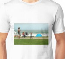 Promenading Unisex T-Shirt