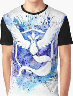 Team Mystic Graphic T-Shirt