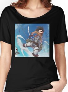 Attack On Titan 09 Women's Relaxed Fit T-Shirt