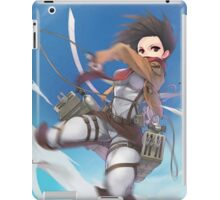 Attack On Titan 09 iPad Case/Skin