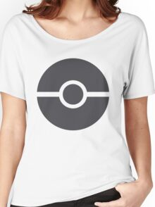Pokéball minimalist Women's Relaxed Fit T-Shirt