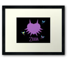You've Met With A Terrible Fate Framed Print