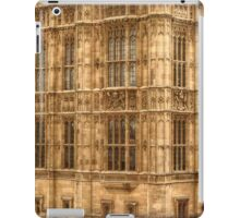 Closer Look at Westminster Palace iPad Case/Skin