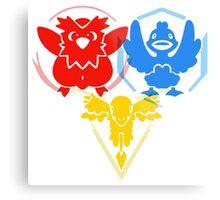 Pokerman Geddum- All Teams Metal Print