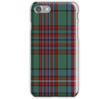 02284 Nameless Phil Tartan  iPhone Case/Skin