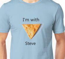 I'm with steve Unisex T-Shirt