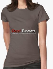 RED gamer Womens Fitted T-Shirt