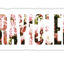 Lana Del Rey / Ultraviolence [3] Sticker