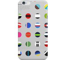 The Teams : Tour de France 2014 iPhone Case/Skin