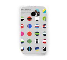 The Teams : Tour de France 2014 Samsung Galaxy Case/Skin