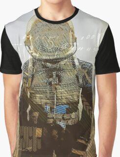 astronaut Graphic T-Shirt