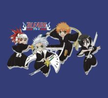 chibi bleach!! by lolly-pop
