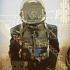 astronaut by BlancaJP