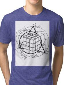 math Tri-blend T-Shirt