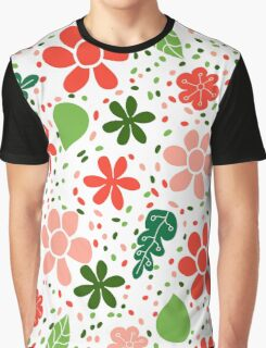 Summer pattern   Graphic T-Shirt